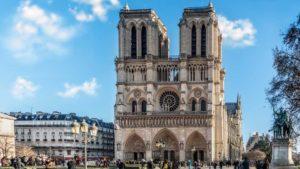 Notre Dame – Quartier latin